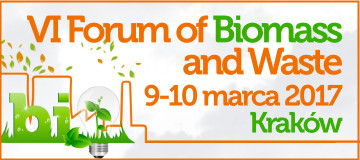 VI Forum of Biomass & Waste