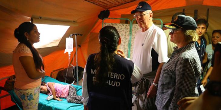 KLM wspólnie z polskimi lekarzami na pomoc Peru