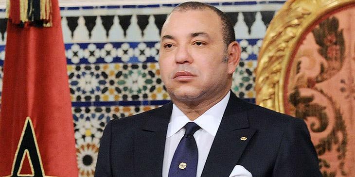 Król Mohammed VI