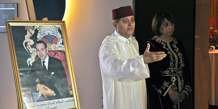 Uroczystość z okazji narodowego święta Maroka