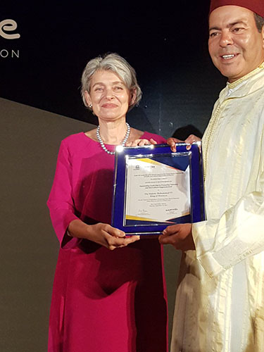 Kolejne międzynarodowe wyróżnienie dla Króla Mohammeda VI