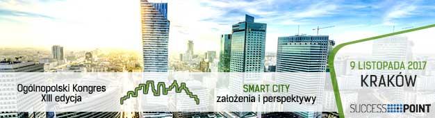 """Ogólnopolski Kongres """"SMART CITY - założenia i perspektywy"""""""