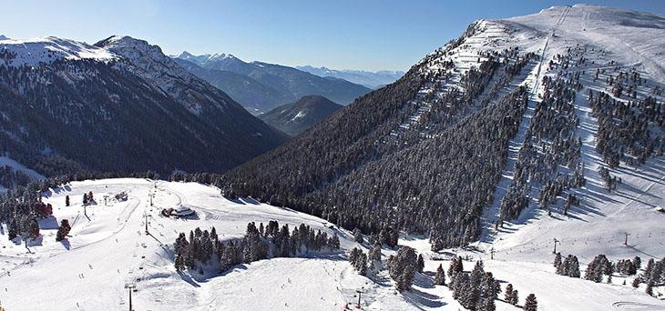 VAL DI FIEMME - TRENTINO: Położenie i warunki narciarskie