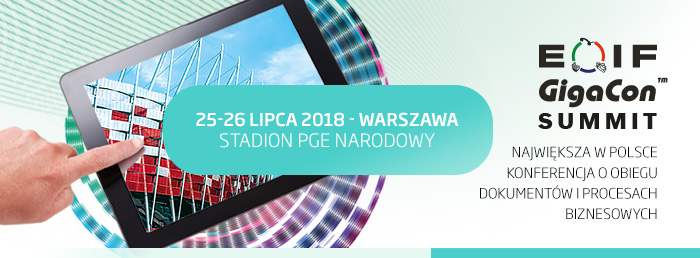 Konferencja Summit EOIF GigaCon 2018