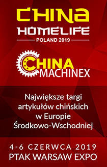 China Homelife Poland 2019 & China Machinex