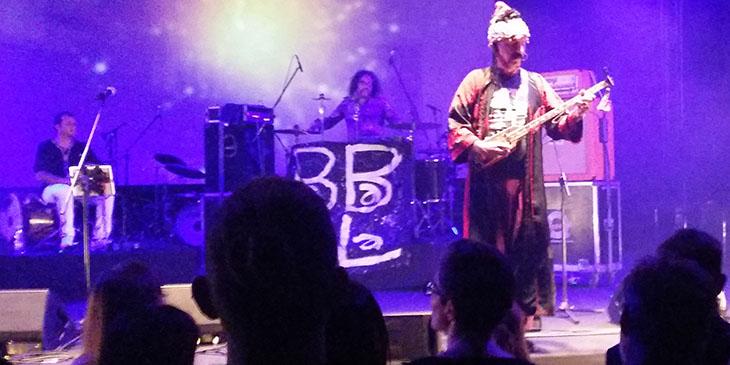 Na Festiwalu Skrzyżowanie Kultur turecki zespół BaBaZuLa dał w ubiegłym roku porywający show