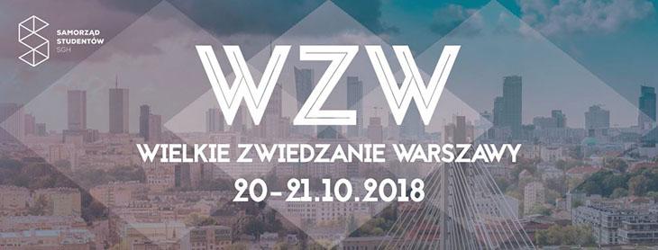 Wielkie Zwiedzanie Warszawy
