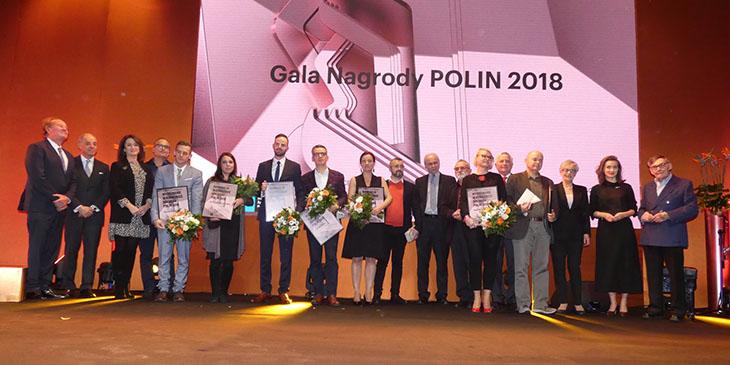 Nagroda POLIN 2018