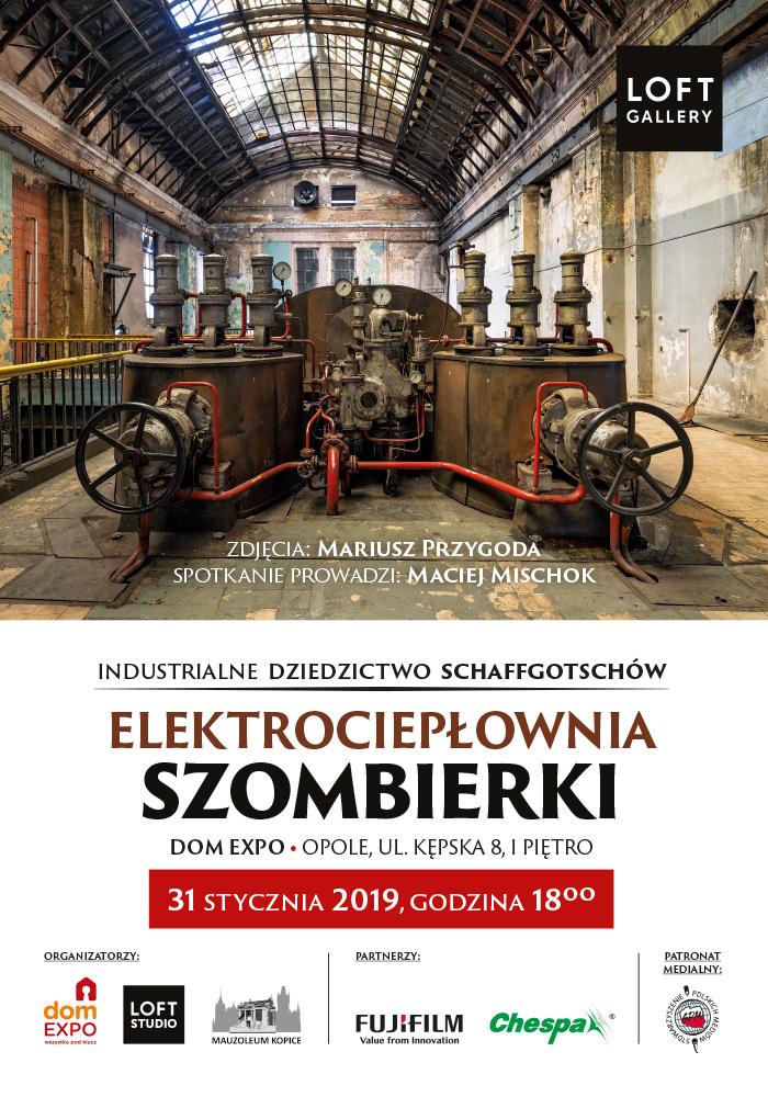 Elektrociepłownia Szombierki - industrialne dziedzictwo Schaffgotschów