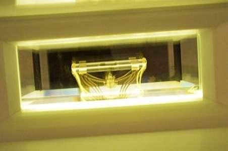 Ampułka z krwią Św. Jana Pawła II
