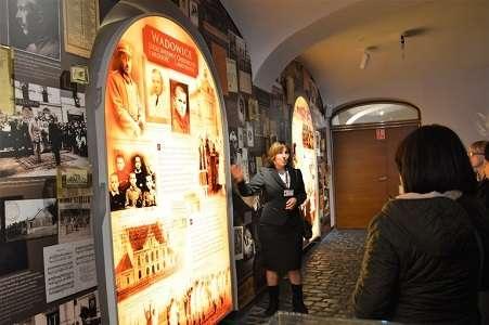 Dla wielu uczestników Kongresu najciekawszą częścią wycieczki było odwiedzenie Muzeum w Wadowicach