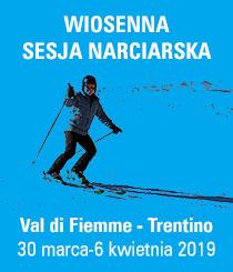 Wiosenn sesja narciarska