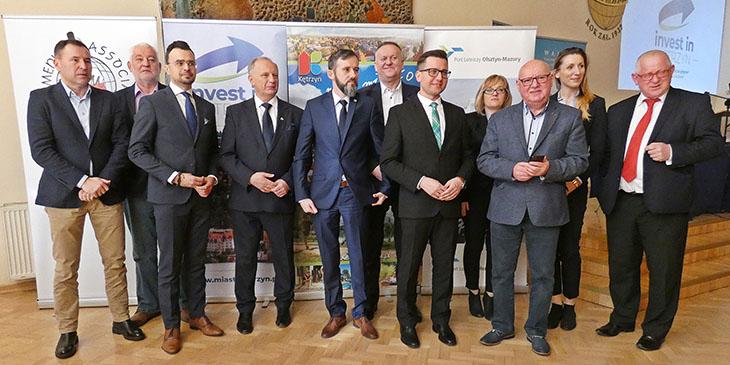"""Konferencja """"Invest in Kętrzyn"""""""