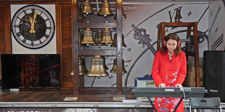 Koncert na dzwony carillon