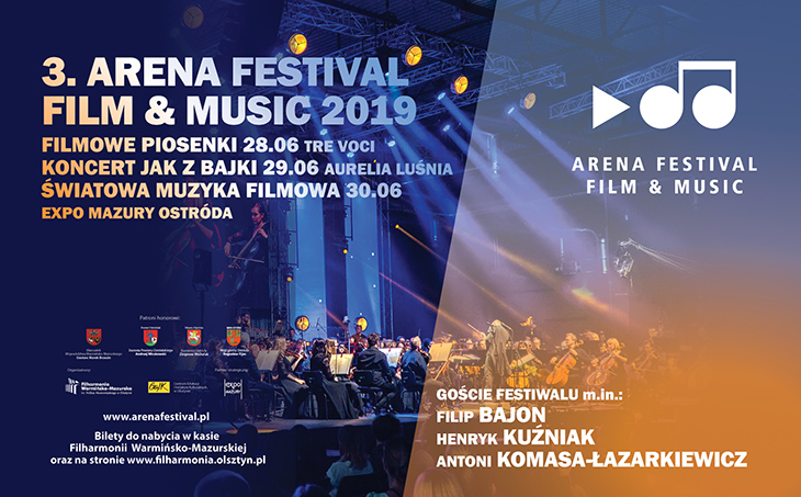 Arena Festival Film & Music