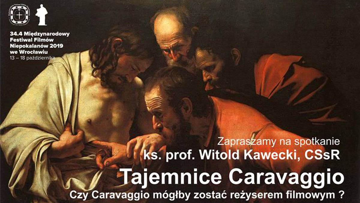 Czy Caravaggio mógłby zostać reżyserem filmowym?