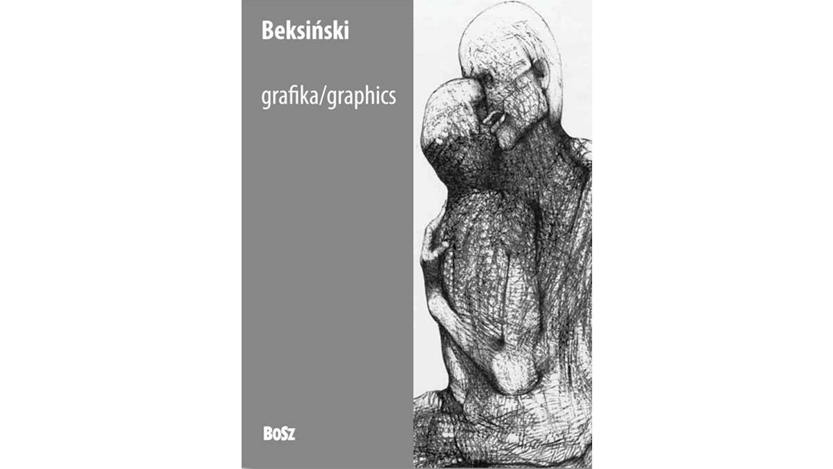 Beksiński. Grafika
