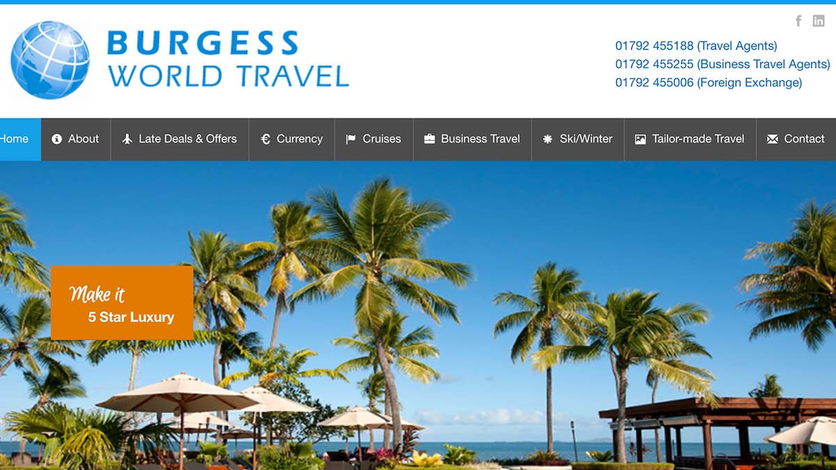 Burgess World Travel