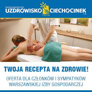 Ciechocinek - Twoja recepta na zdrowie!