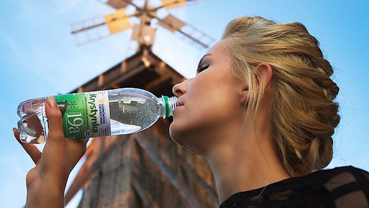 Woda Krystynka - Twoje źródło energii