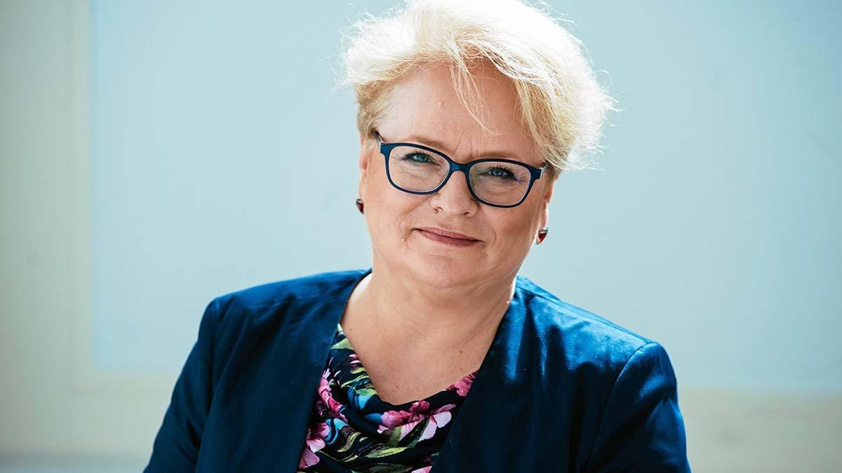 prof. Katarzyna Kłosińska