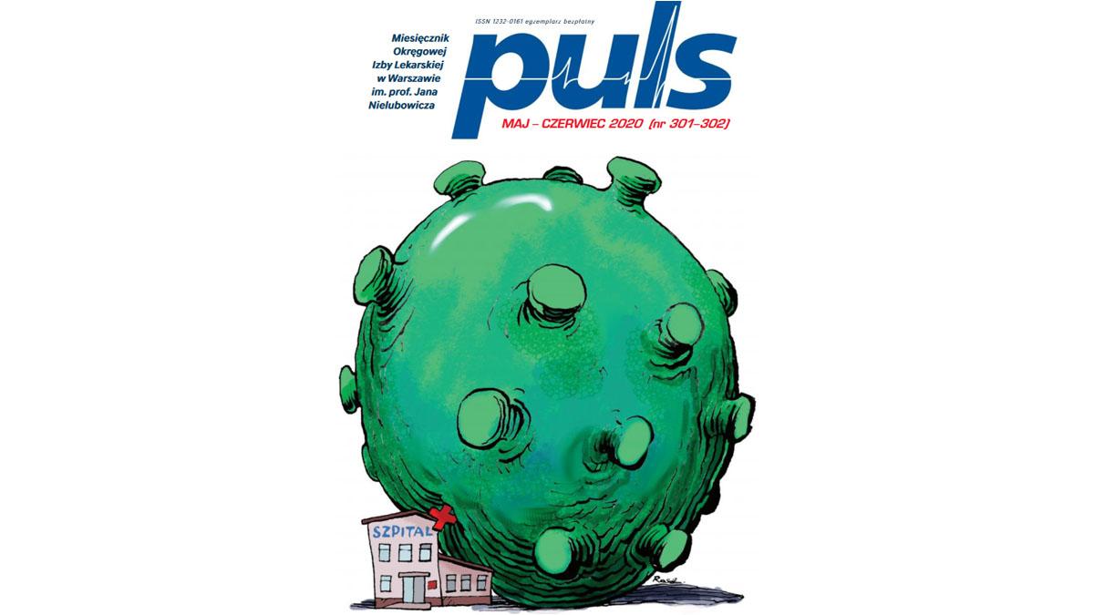 Puls - magazyn Okręgowej Izby Lekarskiej w Warszawie