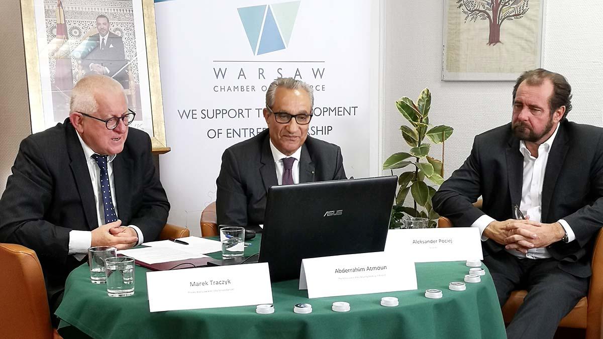 Podpisanie umowy o współpracy pomiędzy WIG i CCIS-CS