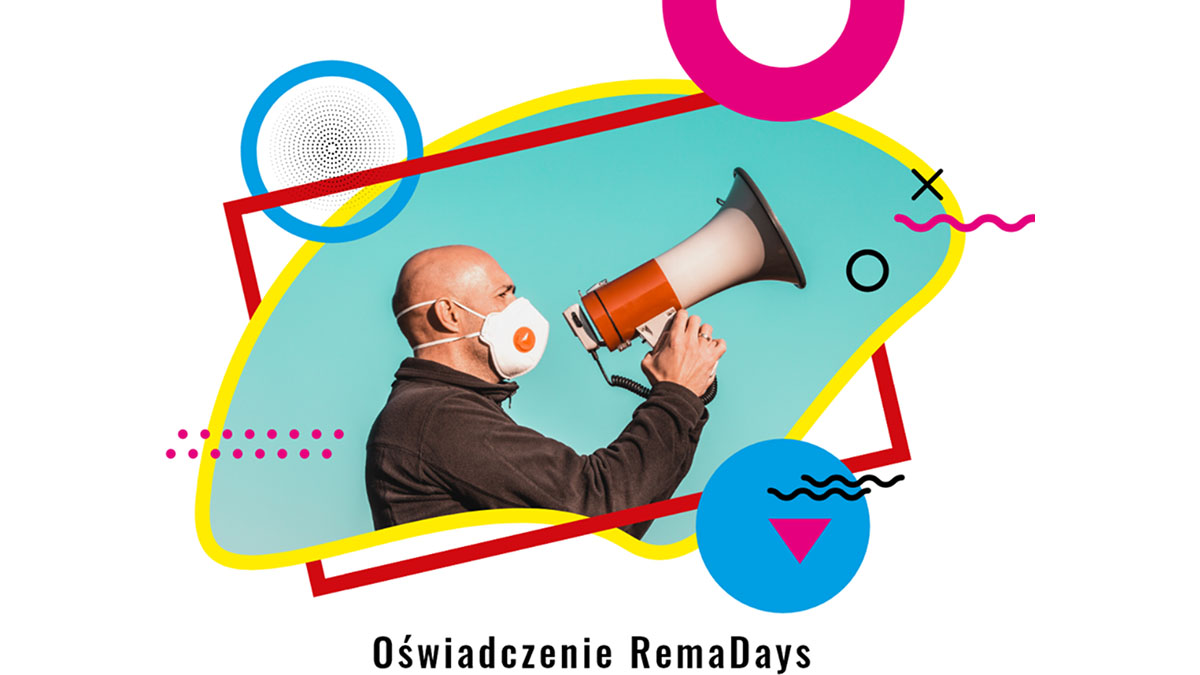 Oświadczenie organizatora targów RemaDays Warsaw 2021