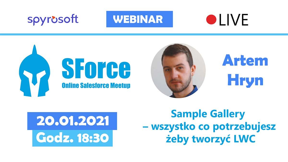 SForce - Online Salesforce Meetup