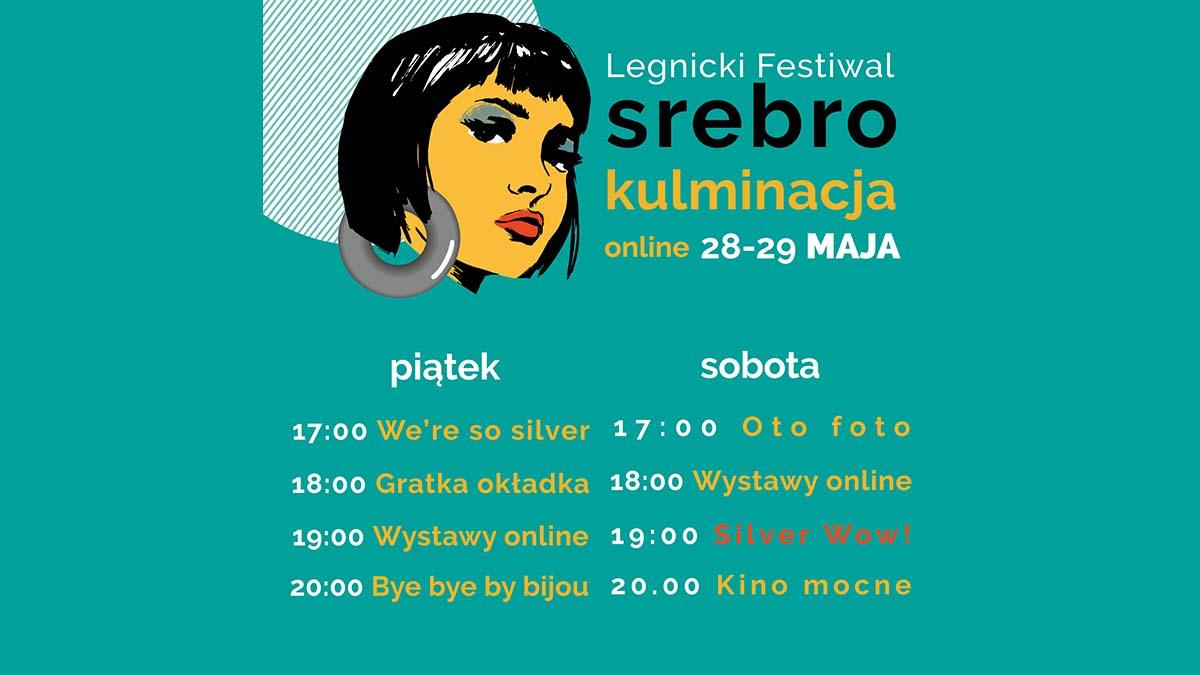 Legnicki Festiwal SREBRO 2021