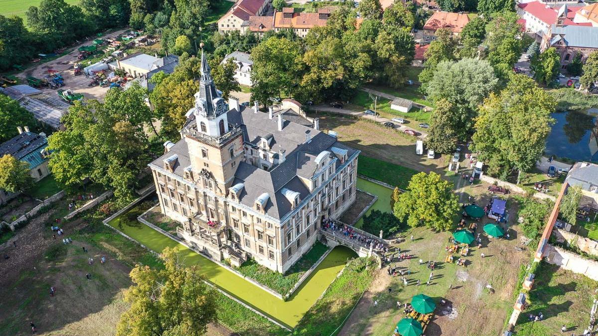 Zamek Roztoka