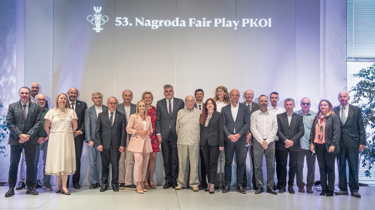 Nagrody Fair Play za 2019 i 2020 rok rozdane