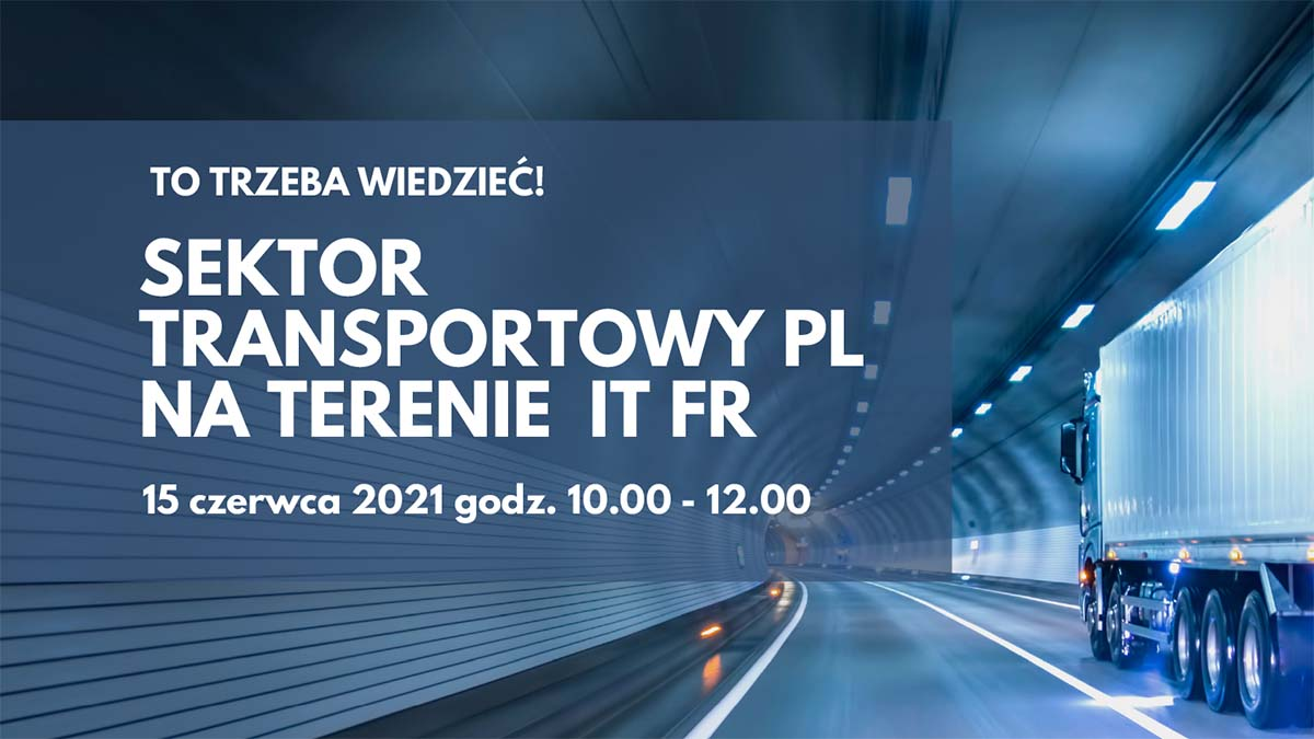 Sektor transportowy PL na terenie IT FR