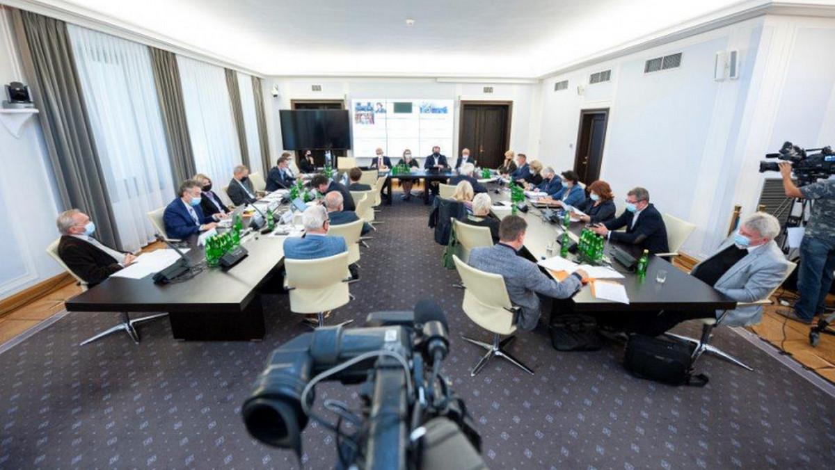 Komisje Kultury, Praw Człowieka i Ustawodawcza